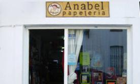 PAPELERÍA ANABEL