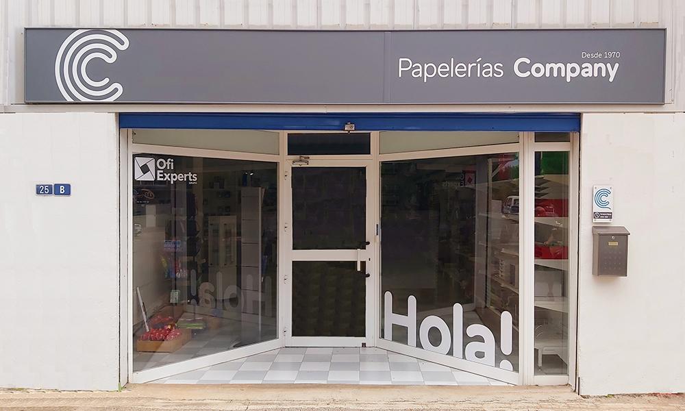 PAPELERIAS COMPANY, C.B.