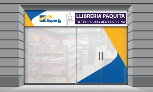 LLIBRERIA PAQUITA, S.L.