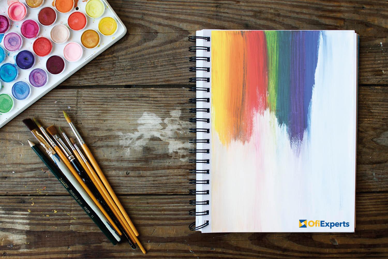 Colorea tus espacios, optimiza tu actitud